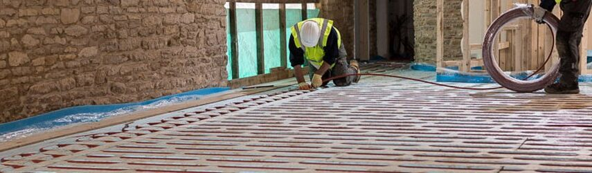 How to install Underfloor Heating – Pocketed Polystyrene System featured image