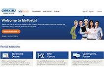 Connect to a world of knowledge with MyPortal Image