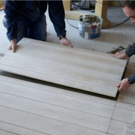 How to install our new Low Build Max underfloor heating panels Image