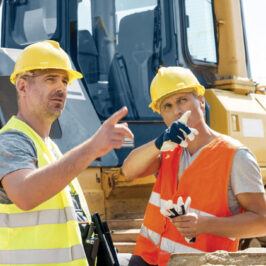 What's causing the construction industry skills shortage? Image