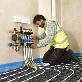 Underfloor Heating System Selector Image