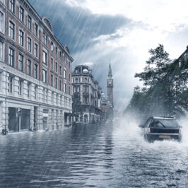 How Wavin is helping to achieve government's ambitious vision for surface water management Image