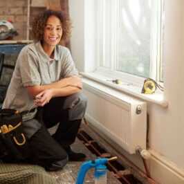 Why more women plumbers are needed Image